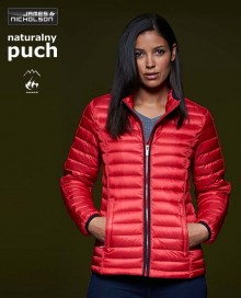 LADIES' QUILTED DOWN JACKET JN1081 01.JN.1.E57