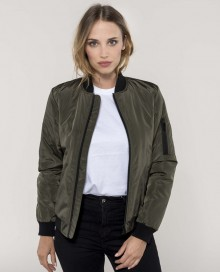 LADIES' BOMBER JACKET K6123 01.KA.1.L15