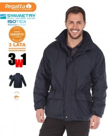 BENSON II BREATHABLE 3-IN-1 JACKET TRA122 08.RG.2.654