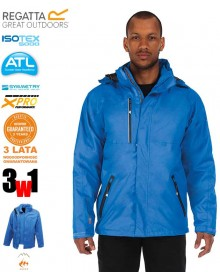 X-PRO PERFORMANCE EVADER 3-IN-1 JACKET TRA137 08.RG.4.649