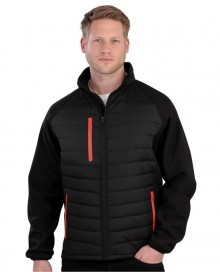 BLACK COMPASS PADDED SOFTSHELL JACKET R237X 01.RE.4.M22