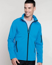 MEN'S SOFTSHELL JACKET K401 02.KA.2.M38