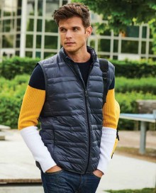 FIRE DOWN-TOUCH PADDED BODYWARMER TRA856 06.RG.2.N82