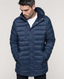 MEN'S LIGHTWEIGHT HOODED PARKA 01.KA.2.O12