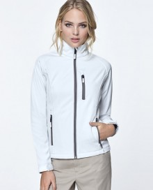 ANTARTIDA WOMAN SOFTSHELL JACKET SS6433 02.RO.1.O10