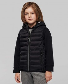 KID'S HOODED BODYWARMER 06.KA.3.O15
