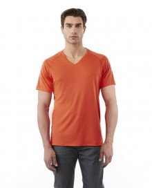 AMERY V-NECK MEN´S T-SHIRT COOL FIT 39025 05.EL.2.P10