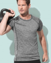RECYCLED SPORTS-T REFLECT MEN ST8840 05.SM.2.O86