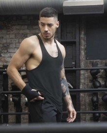 MEN`S MUSCLE VEST TL504 05.TO.2.P26