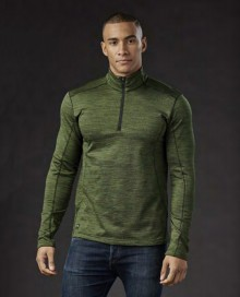 MEN`S BASE THERMAL 1/4 ZIP HTZ-1 03.ST.2.M63