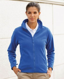 LADIES MICROFLEECE JACKET H851 03.HE.1.791