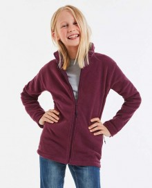 CHILDREN'S FULL ZIP OUTDOOR FLEECE R-870B-0 03.RU.3.044