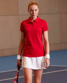 LADIES PERFORMANCE POLO 63-040-0 04.FL.1.G66