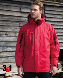 3-IN-1 SOFTSHELL JOURNEY JACKET RESULT R400M 08.RE.2.E26