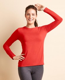 PERFORMANCE LADIES FIT LONG SLEEVE T-SHIRT 42400L 05.GI.1.833