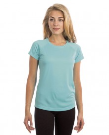 LADIES` SOLAR PERFORMANCE SHORT SLEEVE T-SHIRT M150 05.VA.1.R61