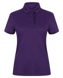 LADIES' STRETCH POLYESTER POLO SHIRT H461 04.HE.1.N12