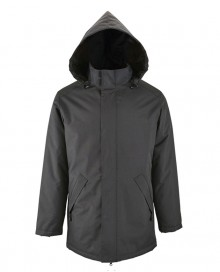 UNISEX JACKET WITH PADDED LINING ROBYN 02109 01.SL.4.O39