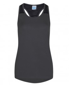 GIRLIE COOL SMOOTH WORKOUT VEST JC027 05.AW.1.P35