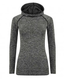 LADIES` SEAMLESS HOODIE TL305 05.TO.1.P18