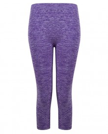 LADIES SEAMLESS CROPPED LEGGINGS TL306 07.TO.1.P22