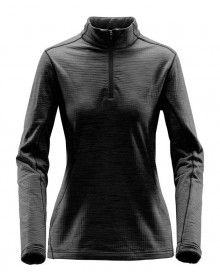 WOMEN`S BASE THERMAL 1/4 ZIP HTZ-1W 03.ST.1.M64