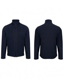 HONESTLY MADE RECYCLED FULL ZIP FLEECE TRF618 03.RG.2.P92